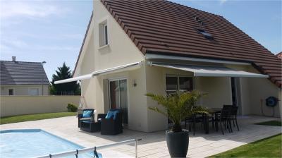 Maison Is sur Tille &bull; <span class='offer-area-number'>113</span> m² environ &bull; <span class='offer-rooms-number'>5</span> pièces