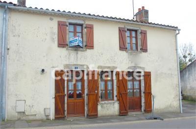 Maison La Chapelle Achard &bull; <span class='offer-area-number'>114</span> m² environ &bull; <span class='offer-rooms-number'>6</span> pièces