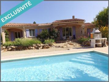 Maison Regusse &bull; <span class='offer-area-number'>90</span> m² environ &bull; <span class='offer-rooms-number'>5</span> pièces