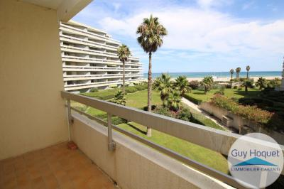 Appartement Canet Plage &bull; <span class='offer-area-number'>28</span> m² environ &bull; <span class='offer-rooms-number'>2</span> pièces