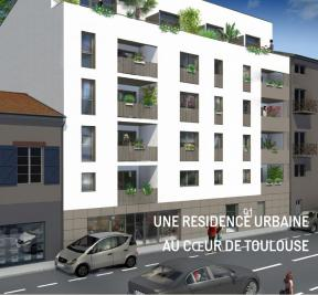 Appartement Toulouse &bull; <span class='offer-area-number'>60</span> m² environ &bull; <span class='offer-rooms-number'>3</span> pièces