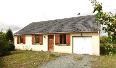 Maison St Florent sur Cher &bull; <span class='offer-area-number'>94</span> m² environ &bull; <span class='offer-rooms-number'>5</span> pièces