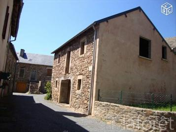 Maison Canet de Salars &bull; <span class='offer-area-number'>48</span> m² environ &bull; <span class='offer-rooms-number'>2</span> pièces
