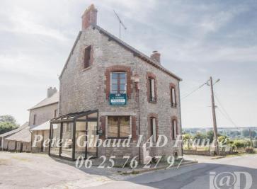 Maison La Couyere &bull; <span class='offer-area-number'>85</span> m² environ &bull; <span class='offer-rooms-number'>4</span> pièces