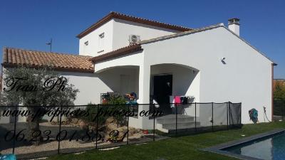 Villa Lieuran les Beziers &bull; <span class='offer-area-number'>145</span> m² environ &bull; <span class='offer-rooms-number'>5</span> pièces