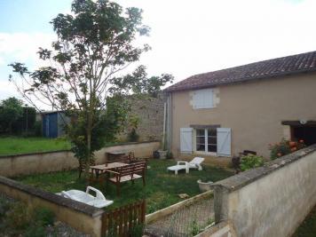 Maison Neuville de Poitou &bull; <span class='offer-area-number'>75</span> m² environ &bull; <span class='offer-rooms-number'>4</span> pièces