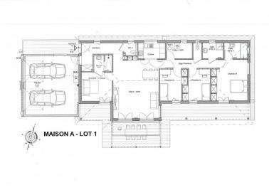 Maison Cornebarrieu &bull; <span class='offer-area-number'>119</span> m² environ &bull; <span class='offer-rooms-number'>5</span> pièces
