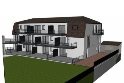 Appartement Oberhausbergen &bull; <span class='offer-area-number'>60</span> m² environ &bull; <span class='offer-rooms-number'>3</span> pièces