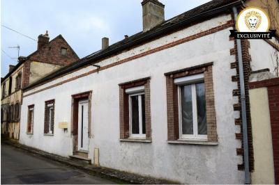 Maison Laons &bull; <span class='offer-area-number'>80</span> m² environ &bull; <span class='offer-rooms-number'>3</span> pièces