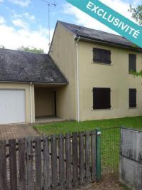 Maison St Laurent Nouan &bull; <span class='offer-area-number'>84</span> m² environ &bull; <span class='offer-rooms-number'>4</span> pièces