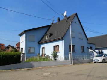 Maison Oberhoffen sur Moder &bull; <span class='offer-area-number'>168</span> m² environ &bull; <span class='offer-rooms-number'>7</span> pièces
