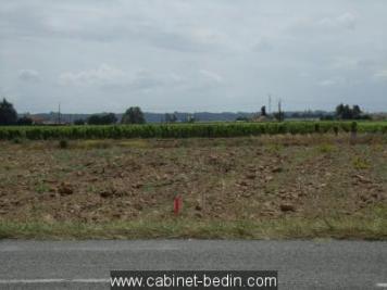 Terrain St Magne de Castillon &bull; <span class='offer-area-number'>1 614</span> m² environ