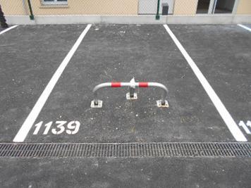 Parking Brie Comte Robert
