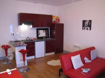 Appartement Foix &bull; <span class='offer-area-number'>39</span> m² environ &bull; <span class='offer-rooms-number'>2</span> pièces