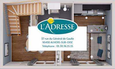 Appartement Bernes sur Oise &bull; <span class='offer-area-number'>48</span> m² environ &bull; <span class='offer-rooms-number'>3</span> pièces