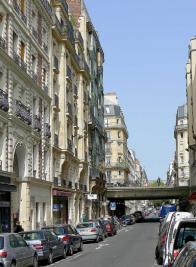 Parking Paris 05