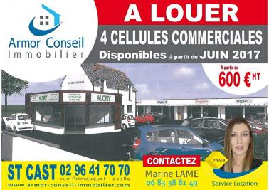 Commerce St Cast le Guildo &bull; <span class='offer-area-number'>41</span> m² environ &bull; <span class='offer-rooms-number'>3</span> pièces