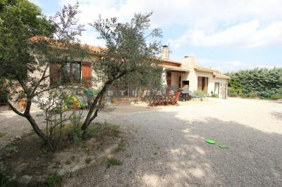Maison Loriol du Comtat &bull; <span class='offer-area-number'>116</span> m² environ &bull; <span class='offer-rooms-number'>5</span> pièces