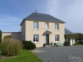 Maison Tourville sur Sienne &bull; <span class='offer-area-number'>110</span> m² environ &bull; <span class='offer-rooms-number'>4</span> pièces