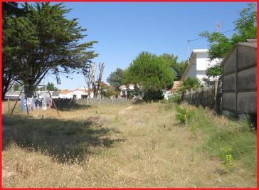 Terrain St Jean de Monts &bull; <span class='offer-area-number'>350</span> m² environ