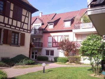 Appartement Wolfisheim &bull; <span class='offer-area-number'>50</span> m² environ &bull; <span class='offer-rooms-number'>2</span> pièces