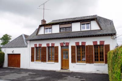 Maison Roye &bull; <span class='offer-area-number'>124</span> m² environ &bull; <span class='offer-rooms-number'>5</span> pièces