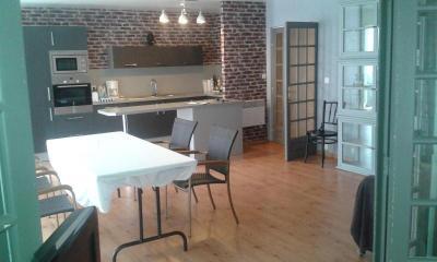Appartement Le Touquet Paris Plage &bull; <span class='offer-area-number'>86</span> m² environ