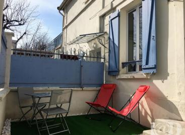 Appartement La Varenne St Hilaire &bull; <span class='offer-area-number'>39</span> m² environ &bull; <span class='offer-rooms-number'>2</span> pièces