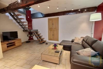 Maison St Galmier &bull; <span class='offer-area-number'>110</span> m² environ &bull; <span class='offer-rooms-number'>4</span> pièces