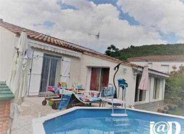 Maison Bedarieux &bull; <span class='offer-area-number'>110</span> m² environ &bull; <span class='offer-rooms-number'>5</span> pièces