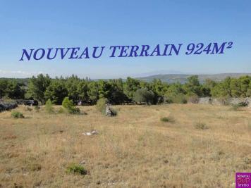 Terrain Leucate &bull; <span class='offer-area-number'>924</span> m² environ