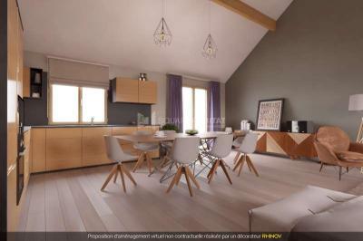 Maison Baziege &bull; <span class='offer-area-number'>91</span> m² environ &bull; <span class='offer-rooms-number'>4</span> pièces