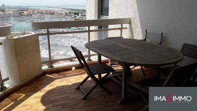 Appartement Carnon Plage &bull; <span class='offer-area-number'>35</span> m² environ &bull; <span class='offer-rooms-number'>2</span> pièces