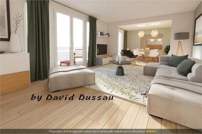 Appartement Biarritz &bull; <span class='offer-area-number'>100</span> m² environ &bull; <span class='offer-rooms-number'>5</span> pièces