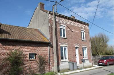 Maison Quesnoy sur Deule &bull; <span class='offer-rooms-number'>5</span> pièces