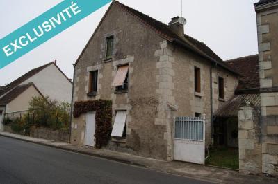Maison Yzeures sur Creuse &bull; <span class='offer-area-number'>114</span> m² environ &bull; <span class='offer-rooms-number'>4</span> pièces