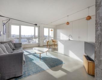 Appartement Paris 20 &bull; <span class='offer-area-number'>78</span> m² environ &bull; <span class='offer-rooms-number'>4</span> pièces