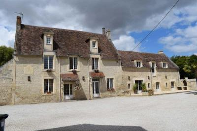 Maison Herouville St Clair &bull; <span class='offer-area-number'>378</span> m² environ &bull; <span class='offer-rooms-number'>12</span> pièces