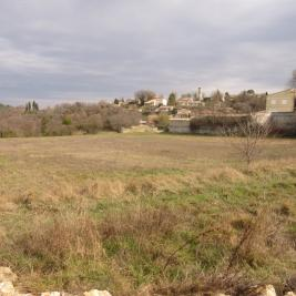 Terrain St Andre d Olerargues &bull; <span class='offer-area-number'>992</span> m² environ