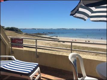 Appartement Larmor Plage &bull; <span class='offer-area-number'>32</span> m² environ &bull; <span class='offer-rooms-number'>1</span> pièce