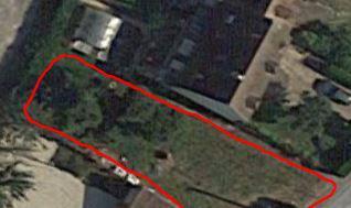 Terrain Bernes sur Oise &bull; <span class='offer-area-number'>507</span> m² environ