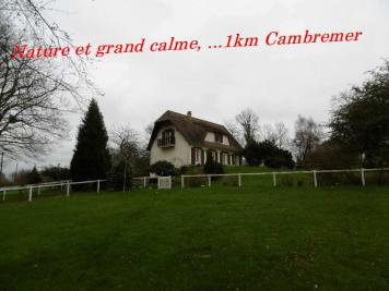 Maison Cambremer &bull; <span class='offer-area-number'>125</span> m² environ &bull; <span class='offer-rooms-number'>5</span> pièces