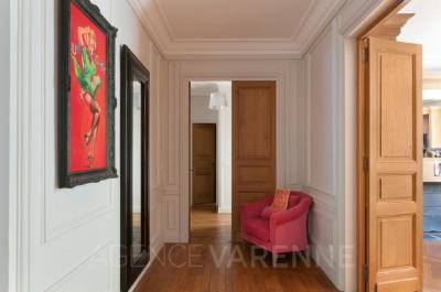 Appartement Paris 16 &bull; <span class='offer-area-number'>129</span> m² environ &bull; <span class='offer-rooms-number'>5</span> pièces