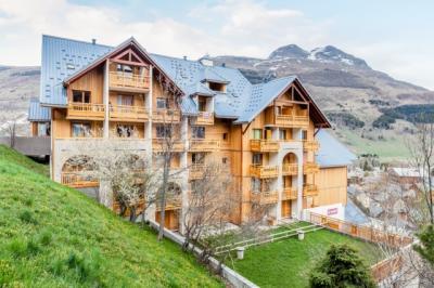 Appartement Les Deux Alpes &bull; <span class='offer-area-number'>21</span> m² environ &bull; <span class='offer-rooms-number'>1</span> pièce