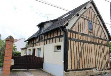 Maison La Ferte St Aubin &bull; <span class='offer-area-number'>115</span> m² environ &bull; <span class='offer-rooms-number'>4</span> pièces