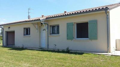 Maison St Ciers sur Gironde &bull; <span class='offer-area-number'>93</span> m² environ &bull; <span class='offer-rooms-number'>4</span> pièces