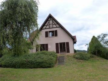 Maison Wingen sur Moder &bull; <span class='offer-area-number'>121</span> m² environ &bull; <span class='offer-rooms-number'>6</span> pièces