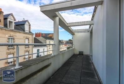 Appartement Nantes &bull; <span class='offer-area-number'>40</span> m² environ &bull; <span class='offer-rooms-number'>2</span> pièces