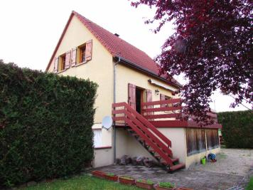 Maison Wittisheim &bull; <span class='offer-area-number'>89</span> m² environ &bull; <span class='offer-rooms-number'>5</span> pièces