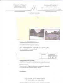 Terrain Bromeilles &bull; <span class='offer-area-number'>568</span> m² environ
